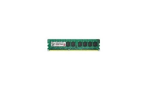 Transcend 8GB DDR3-1600 CL11 ECC Registered