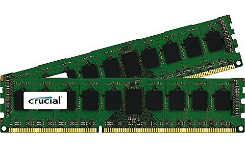Crucial 8GB DDR3-1866 CL13 ECC kit