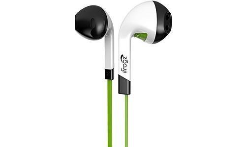 iFrogz InTone In-Ear Headset Green