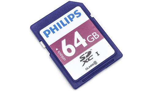 Philips Ultra Speed SDXC UHS-I 64GB