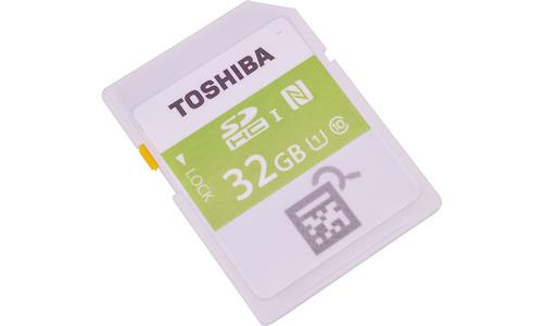 Toshiba SDHC UHS-I 32GB