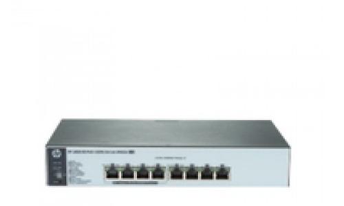 HP 1820-8G-PoE+