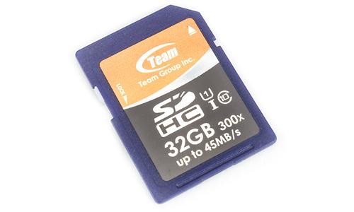 Team SDHC UHS-I 32GB