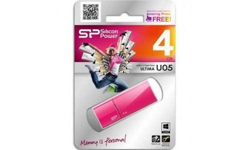 Silicon Power Ultima U05 4GB Pink