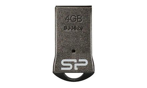 Silicon Power T01 4GB Black/Metallic Case