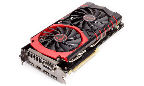 MSI GeForce GTX 980 Ti Gaming 6GB