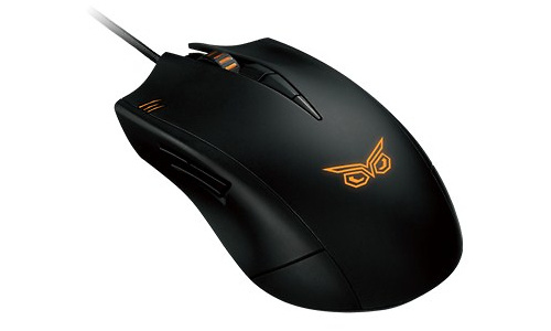 Asus Strix Claw Dark Edition Laser Gaming Mouse