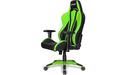AKRacing Premium Plus V2 Gaming Chair Green