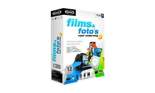 Magix Films & Foto's voor onderweg 3 Minibox