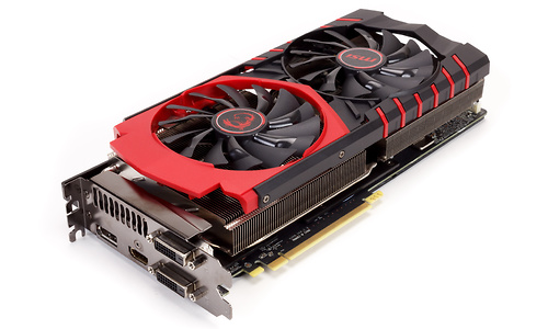 MSI Radeon R9 390X Gaming 8GB