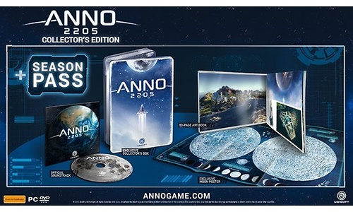 Anno 2205, Collector's Edition (PC)