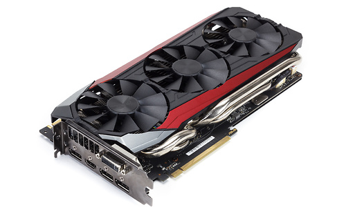 Asus GeForce GTX 980 Ti Strix OC 6GB