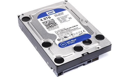 Western Digital Blue SSHD 4TB
