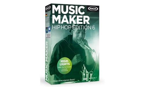 Magix Music Maker Hip Hop Edition 6 (PC)