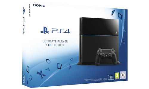 Sony PlayStation 4 1TB Black