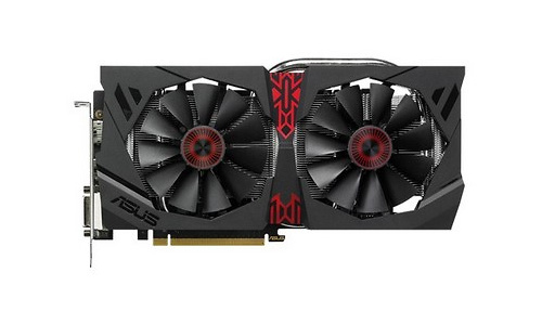 Asus Radeon R9 380 Strix 2GB