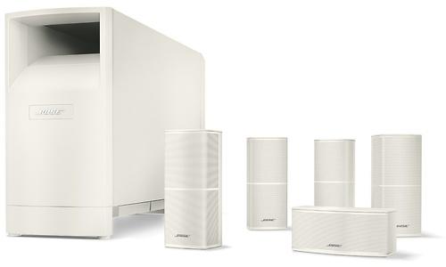 Bose Acoustimass 10 Series V White