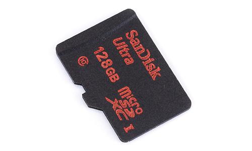 Sandisk Ultra MicroSDXC UHS-I 128GB Black + Adapter (80MBps)
