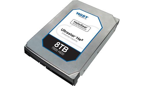 HGST Ultrastar He8 8TB (SAS, 4Kn)