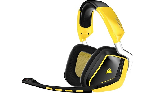 Corsair Gaming Void Wireless SE RGB 7.1 Dolby Yellow