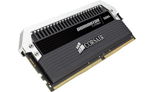 Corsair Dominator Platinum 16GB DDR4-3600 CL18 quad kit