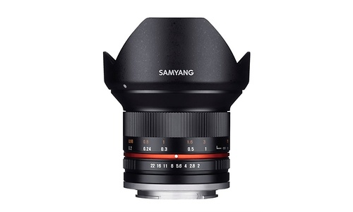 Samyang 12mm f/2.0 (Micro 4/3)