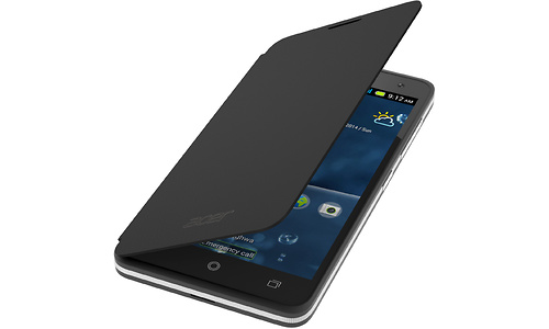 Acer Liquid Z520 Flip Case Black