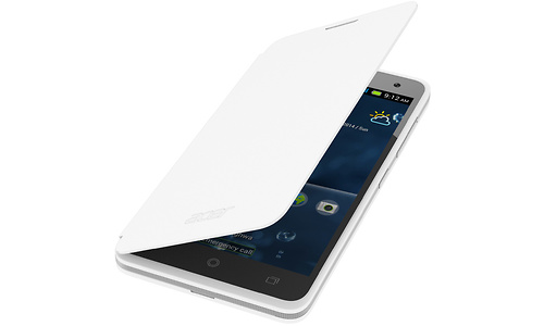 Acer Liquid Z520 Flip Case White