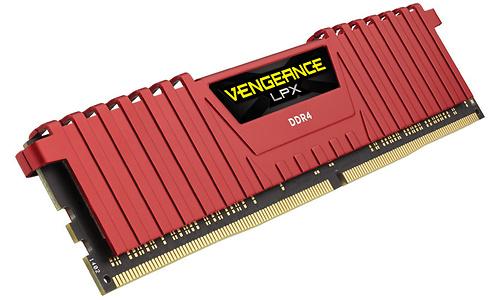 Corsair Vengeance LPX Red 32GB DDR4-2400 CL14 kit