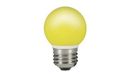 Sylvania LED E27 Mini Globe 0.5W Yellow