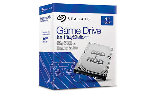 Seagate Game Drive for PS3 1TB