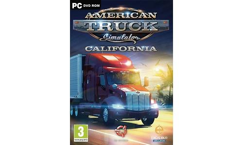 American Truck Simulator: California (PC)