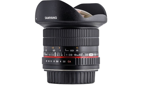 Samyang 12mm f/2.8 ED AS NCS (Canon EF)