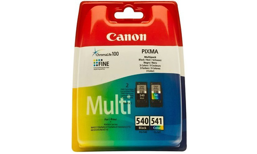 Canon PG-540XL/CL540XL Black + Color