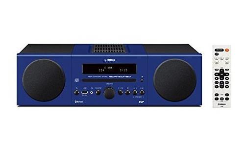 Yamaha MCR-B043 DAB+ Blue
