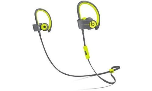 Beats Powerbeats2 Grey/Yellow