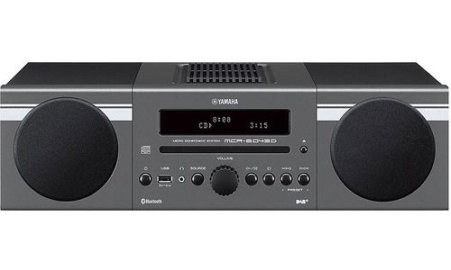 Yamaha MCR-B043 DAB+ Dark Grey