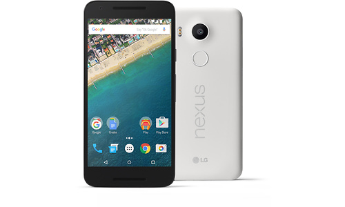 LG Nexus 5X 16GB White
