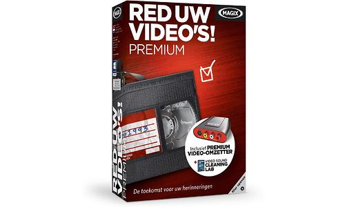 Magix Red Uw Video's 8 Premium