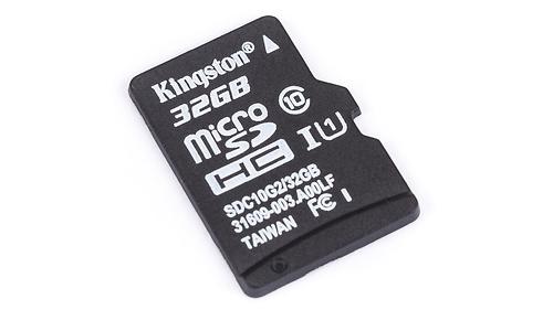 Kingston MicroSDXC UHS-I G2 128GB + Adapter