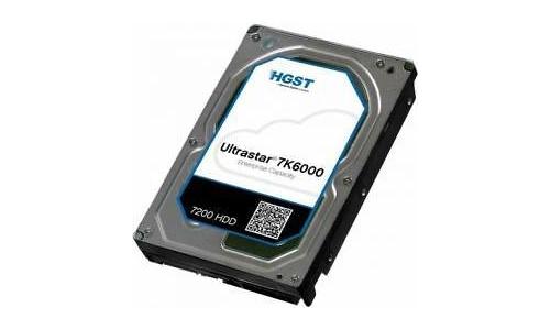 HGST Ultrastar 7K6000 4TB (512e, 128MB, Instant Secure Erase)