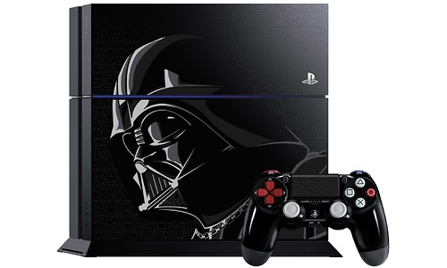 Sony PlayStation 4 1TB Darth Vader Limited Edition + Battlefront Deluxe Edition