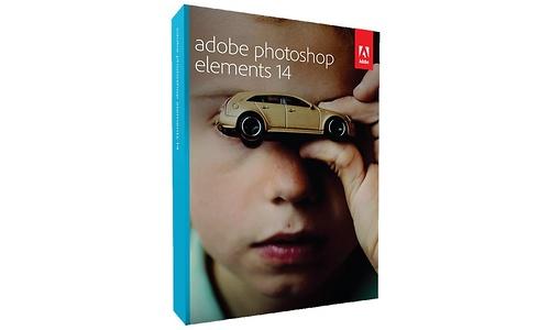 Adobe Photoshop Elements 14 EN
