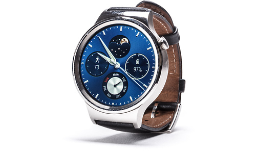 Huawei Watch Classic Leather Band Black