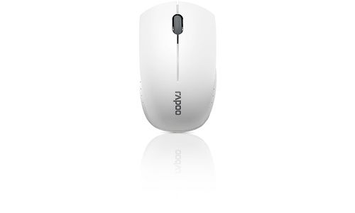 Rapoo Wireless Mini Mouse White