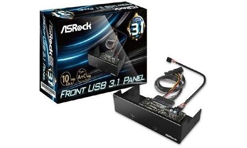 ASRock USB 3.1/A+C Front Panel