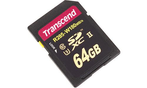Transcend SDXC UHS-II U3 64GB