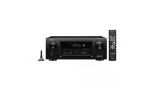 Denon AVR-X6200W Black