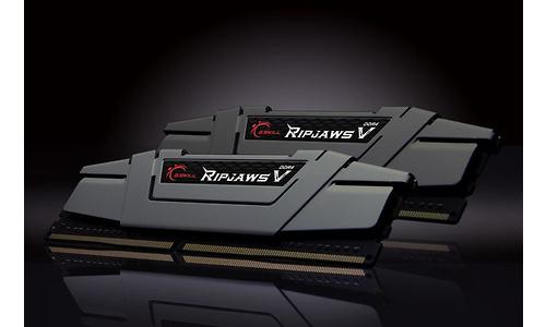 G.Skill Ripjaws V Black 16GB DDR4-3000 CL15 kit