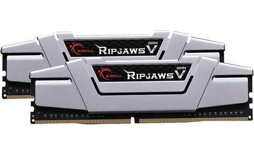 G.Skill Ripjaws V White 16GB DDR4-2400 CL15 kit